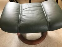 Leather foot stall