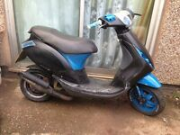 Piaggio Zip 50 - Project - Stage6 70cc - (possible 125/172 with silent block)