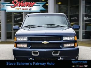 1996 Chevrolet Tahoe SS AWD