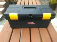 Large Curver tool box