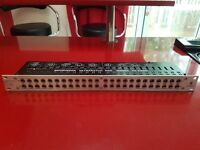 Behringer Ultrapatch Pro PX2000 4-Mode Multi-Functional 48-Point Patchbay