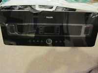Phillips WiFi music centre WAC7500, working but needs newCD player or spares & repair over £300 new