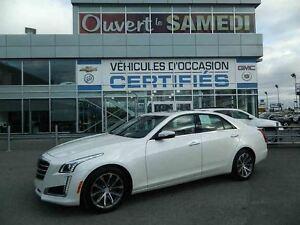 2016 Cadillac CTS AWD V6 Luxury