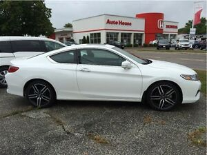 2016 Honda Accord Touring V6 2DR - BRAND NEW!