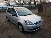2008 Ford Fiesta, 1.4 Diesel, long MOT, only £30 Road Tax p/ year!