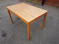 IKEA JOKKMOKK Solid Pine Table FREE DELIVERY 4052