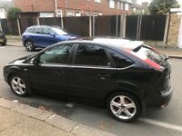Black Automatic Ford Focus 1.6 Ghina