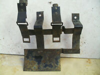 landrover defender air filter bracket
