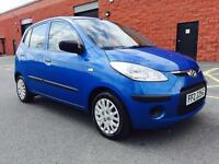 FEBRUARY 2011 HYUNDAI I10 CLASSIC ONLY 37,000 MILES LONG MOT