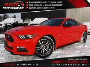 2015 Ford Mustang GT V8 5.0L CUIR - Auto - Full - Premium