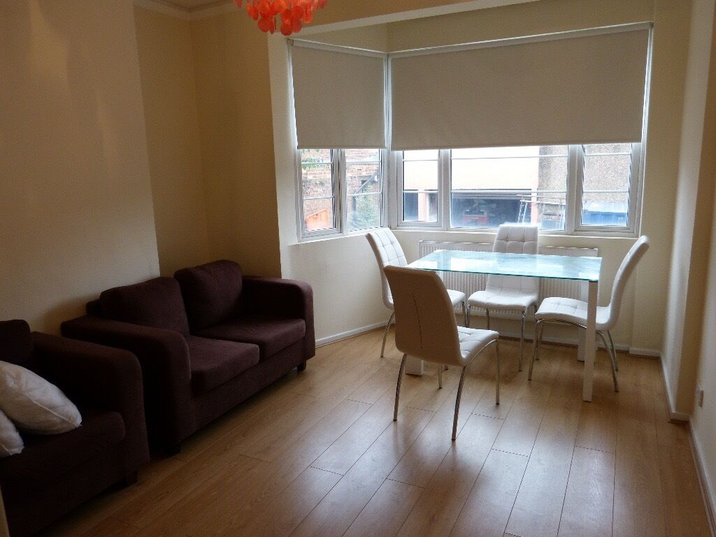 NEWLY REFURBISHED ONE BEDROOM FLAT TO LET IN HENDON CENTRAL