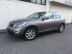 2009 Infiniti EX35 Luxury No Accidents! Easy Approvals!