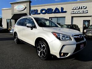 2015 Subaru Forester 2.0XT Touring TURBO ALL WHEEL DRIVE