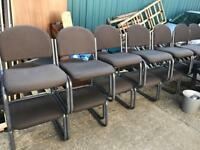 Grey Canter Leaver Chairs