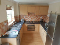 A selection of used kitchen units
