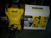 K2 Pressure washer.
