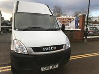Iveco Daily, 2010, LWB, high top, low miles, BIG Van, good runner, cheap.