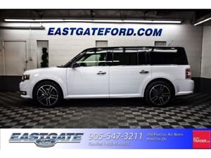 2015 Ford Flex Limited AWD Roof and Nav