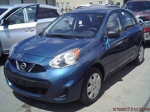 2015 Nissan Micra LOW KMS / HIGH MPG / NO PAYMENTS FOR 6 MONTHS