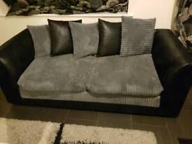 3 x 2 sofas
