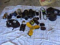 Selection of MGB parts