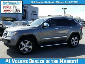 2011 Jeep Grand Cherokee OVERLAND BEAUTY!! 1 OWNER, NAVIGATION,