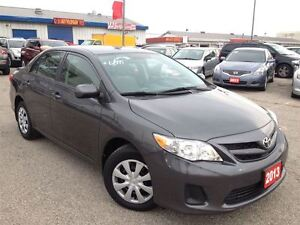 2013 Toyota Corolla AUTOAIR/LOADED/1 OWNER