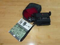 Canon 310XL Super8 Cine Camera with Carry Case