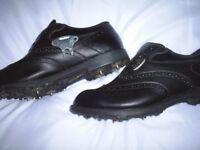 leather Golf Shoe
