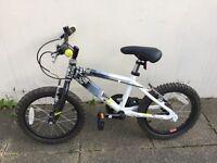 "Raleigh Zero Boys Bike - 16"" (London SW18)"