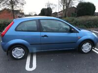 Ford Fiesta 2003, low miles and 7 months MOT