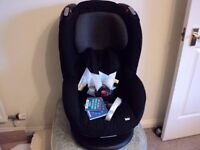 Maxi-Cosi Tobi Group 1 Car Seat - Black Raven 2016 NEW WITH TAGS