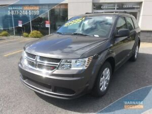 2016 Dodge Journey CANADA VALUE PKG+CRUISE+A/C+COMM. AU VOLANT