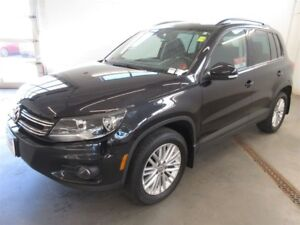 2016 Volkswagen Tiguan Special Edition- AWD! BACK-UP CAM! ALLOYS