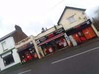 Aldershot area newly fitted off licence for sale
