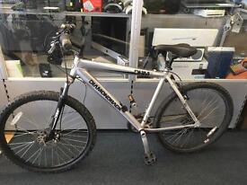 Diamond black DBM05 mountain bike