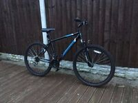 Mens Muddyfox Front Suspension Mountain Bike in MINT Condition