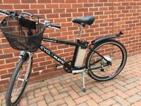 new electric bike only £340