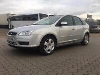 2007│Ford Focus 1.6 Style 5dr│1 Former Keeper│Full Service History│Last Service Done at 60455 Miles