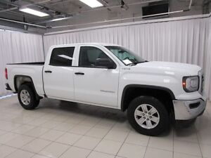 2018 GMC Sierra 1500 4x4 CREW CAB SHORT BOX 4DR 6PASS
