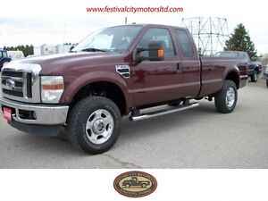 2009 Ford F-250 XLT Super Cab Long Box 4x4