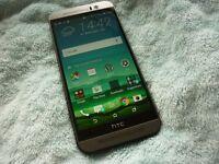 HTC One M9 - Gunmetal Grey - Vodafone