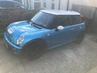 Mini Cooper S 1.6 Supercharged 210BHP 11 Months Mot