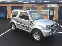 2003 suzuki Jimny 1.3 4x4 12 months mot/3 months parts and labour warranty