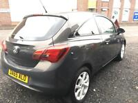 Vauxhall Corsa, 65 plate, low mileage