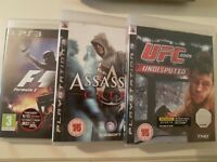 3 playstation (ps3) games