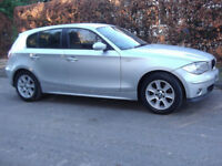 2004 (54) BMW 1 SERIES 1.6 116I SE 5DR WELL LOOKED AFTER FULL SERVICE HISTORY