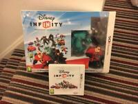 Nintendo 3 DS Disney infinity