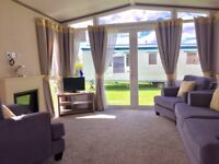 🏞Stunning Static Holiday Home for SALE*Sea Views 12 Month Season*Eyemouth Nr Haggerston,Edinburgh