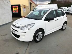 2013 CITROEN C3 1.4 HDI VT *ZERO ROAD TAX*